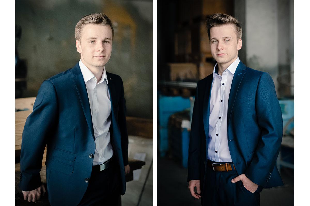 Business Portrait Fotografie