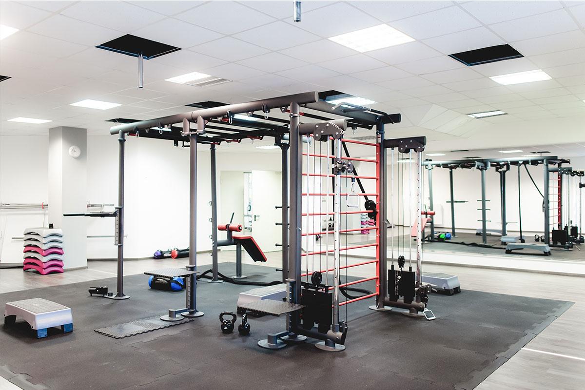 Fitnessstudio Dresden