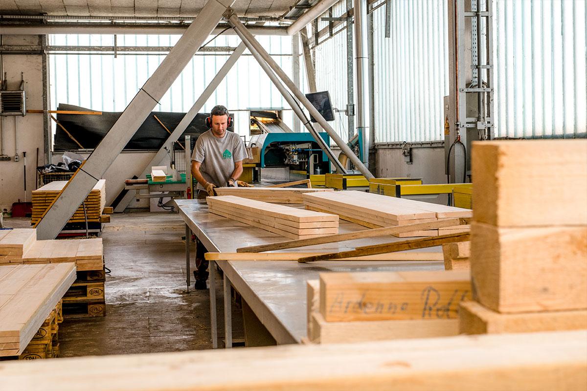 Corporate Fotografie - Holzindustrie Dresden GmbH