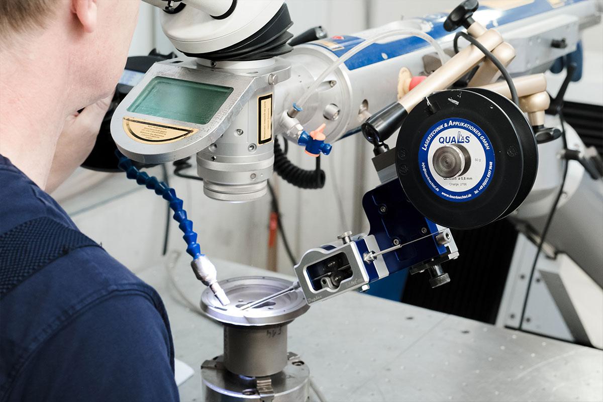 L & A Lasertechnik & Applikationen GmbH