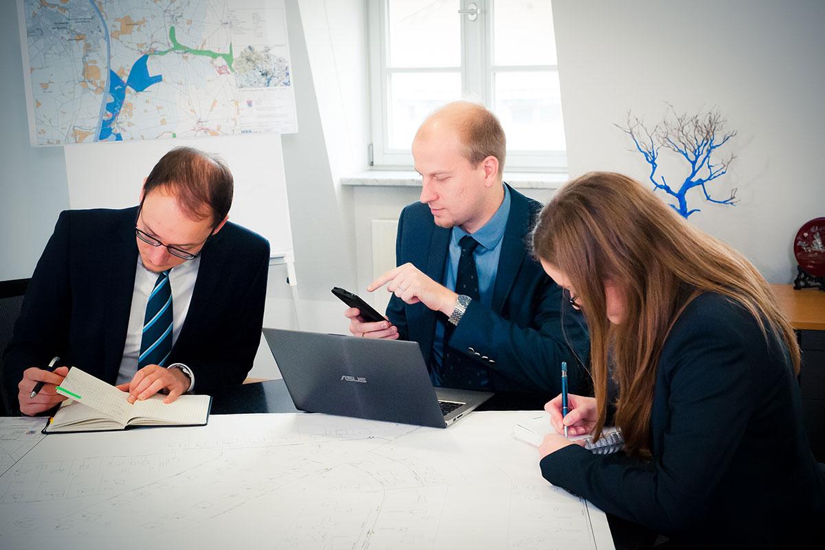 Unternehmensfotografie für MRK Management Consultants GmbH