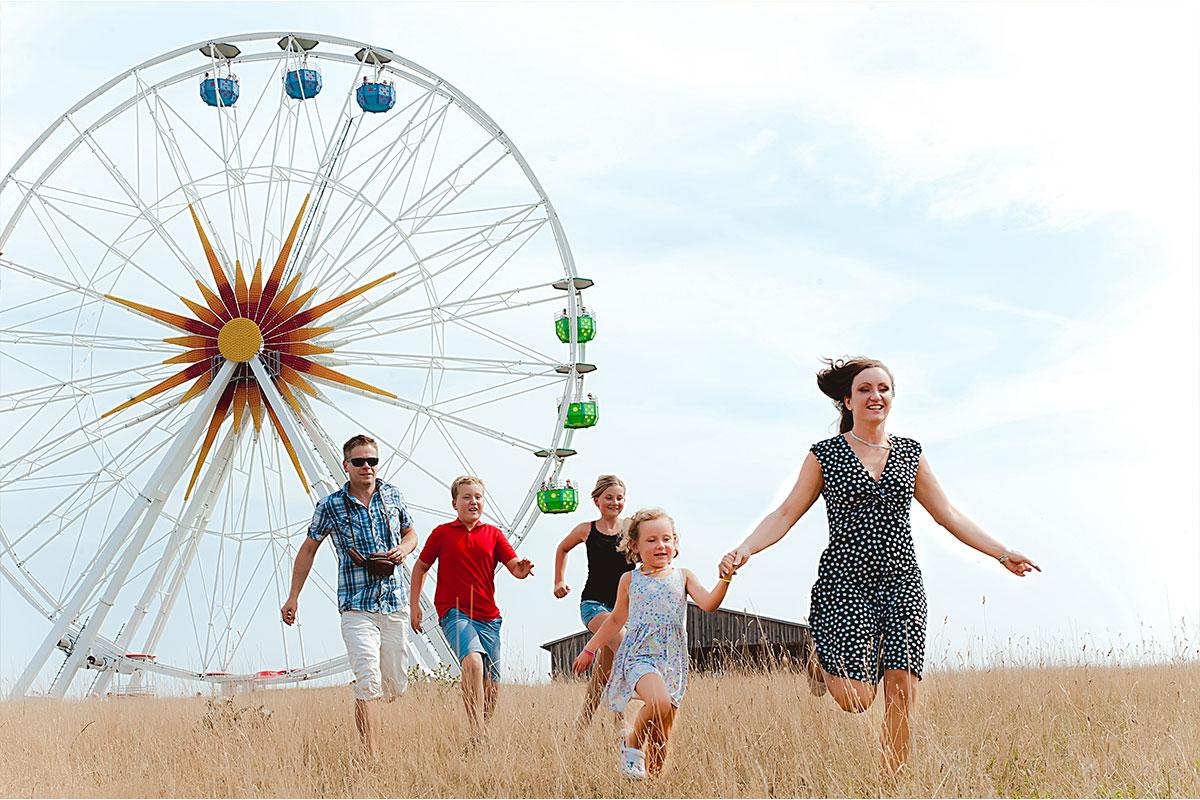 Werbefotografie Sonnenlandpark Lichtenau Sachsen