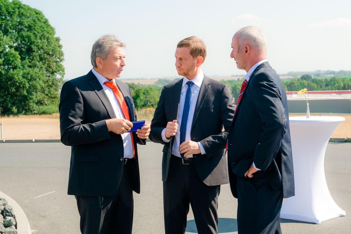 TL Concept GmbH - Ministerpräsident Sachsen